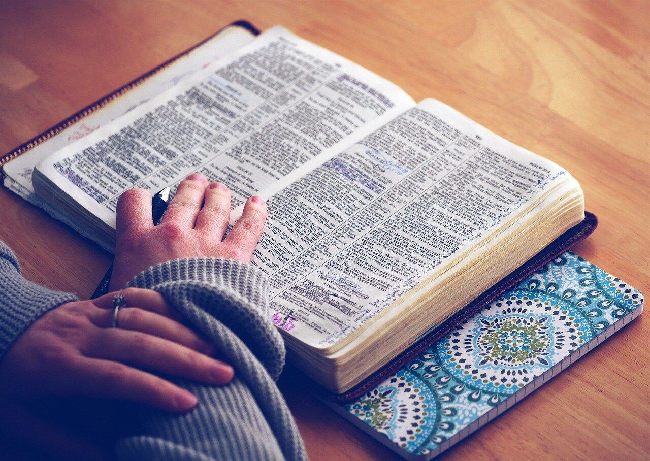 Paście trzodę Bożą książka.  Księga nauczycieli Jahwe
